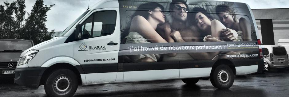 marquage publicitaire à Lille et Paris