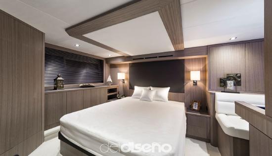 Rénovation et décoration d'un yacht