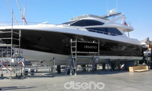 Wrapping boat- Empuriabrava