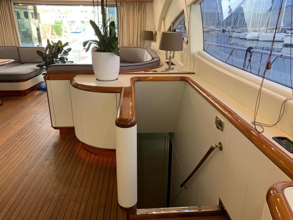 renovation yacht