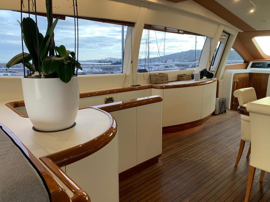 refit yacht 3M Di-Noc